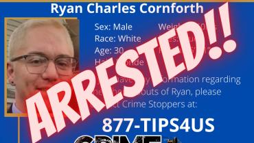 Arrested – Felony Level Terroristic Threats