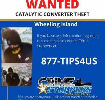 Wanted – Catalytic Converter Theft