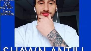 Missing – Shawn Antil