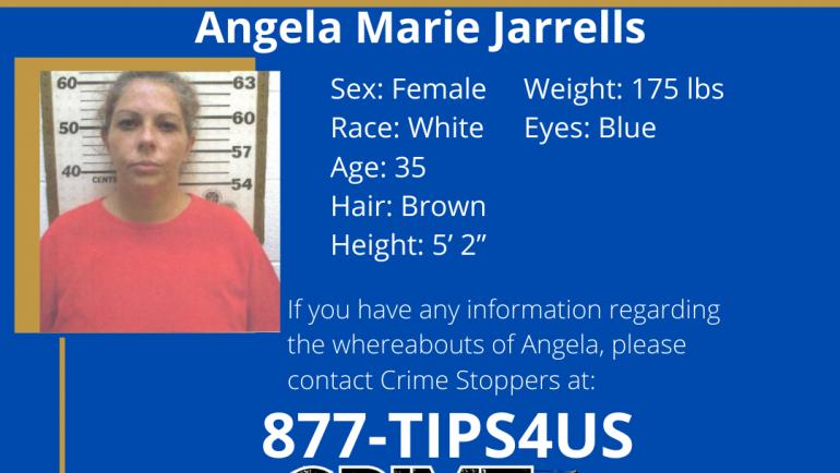 Angela Marie Jarrells