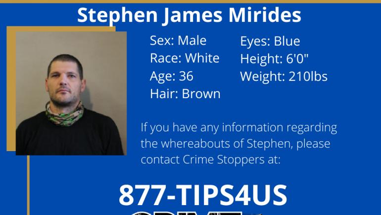 Stephen James Mirides